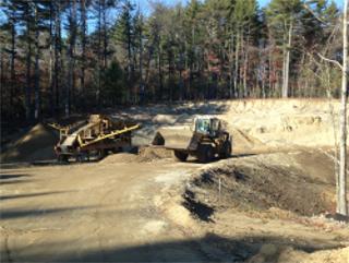 Construction Alexander Way