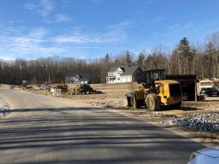 Bear Hill construction