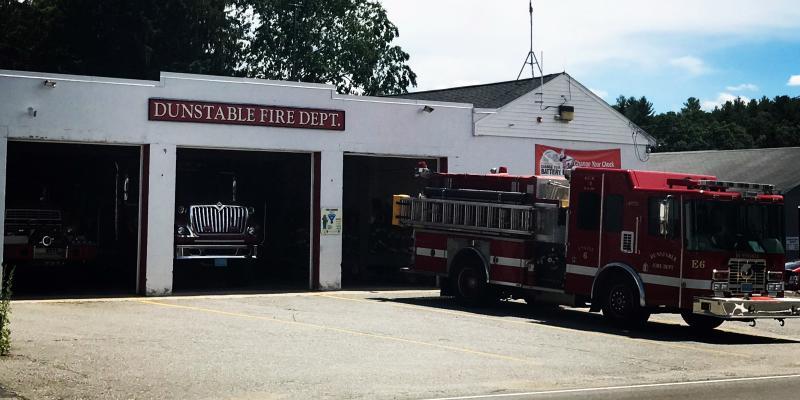 Dunstable Fire Department